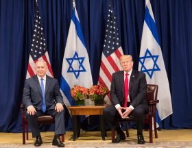Israel: Benjamin Netanyahu is visiting Donald Trump at the White House 1