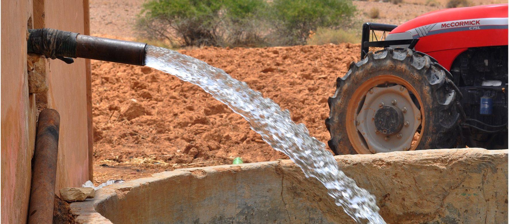 Le manque d'eau, frein à la croissance industrielle du Maroc?