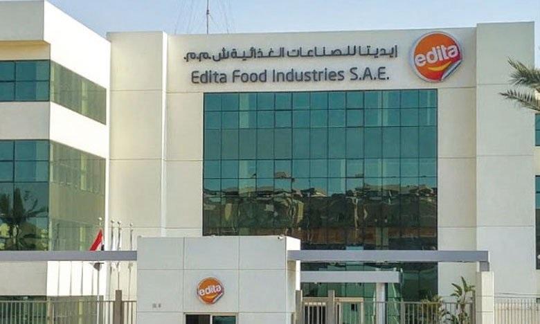 Maroc : Edita Food Industries installera une usine de fabrication de biscuits