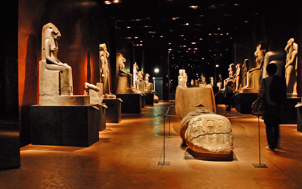 Egypt is on the quest for its lost Pharaonic artworks 2