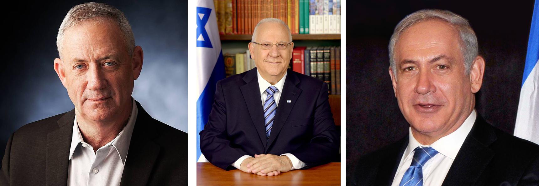 A Jérusalem, les négociations sont en cours pour un gouvernement d'union nationale