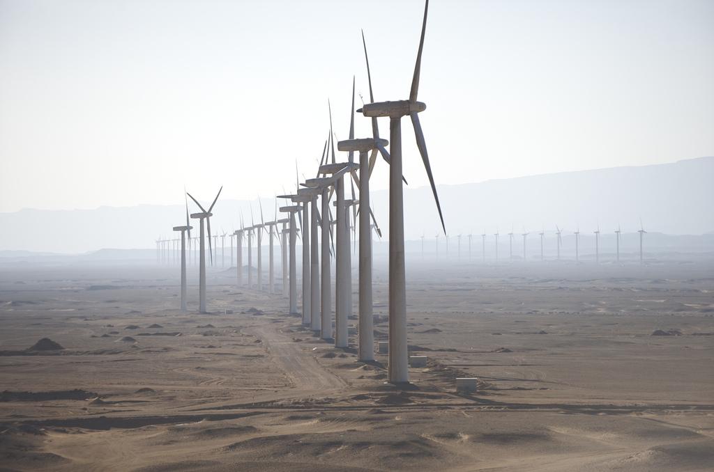 L'Egypte va construire un parc éolien dans le golfe de Suez