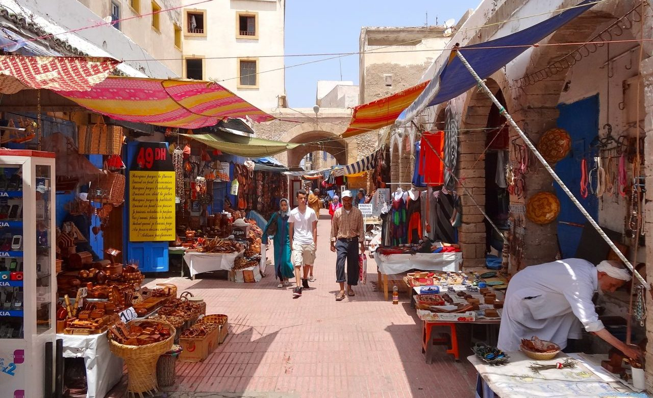 Au Maroc les ménages ont le moral
