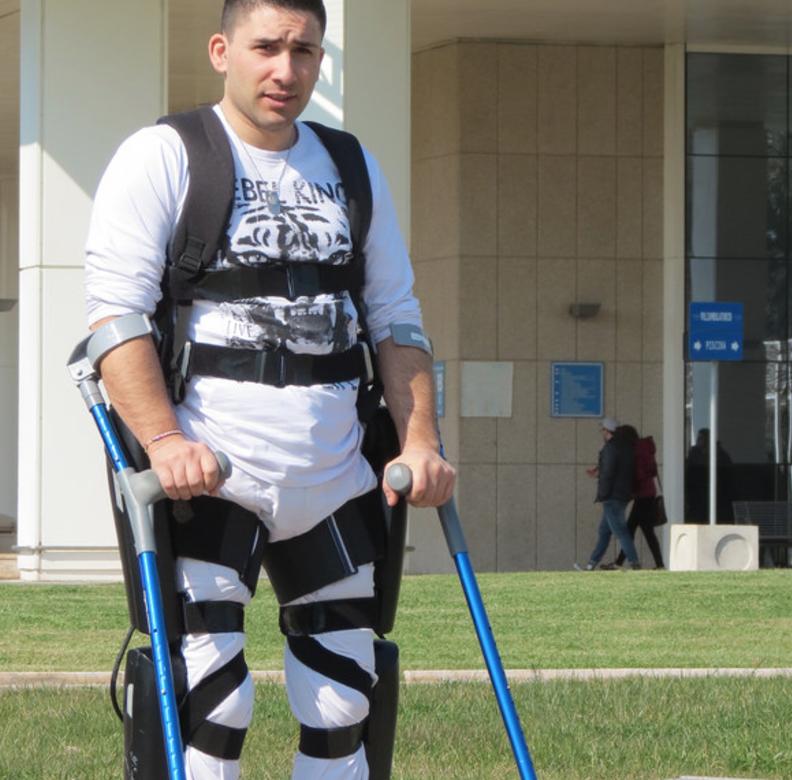 L'exosquelette de la société israélienne ReWalk débarque en France !