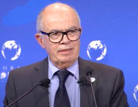 Avis d'expert : «  2020 sera une année de vulnérabilité et de chamboulements »  par Fathallah Oualalou ancien ministre de l'économie du Maroc pour IPEMED