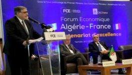 5 nouveaux projets de partenariat entre l'Algérie et la France signés dès avril