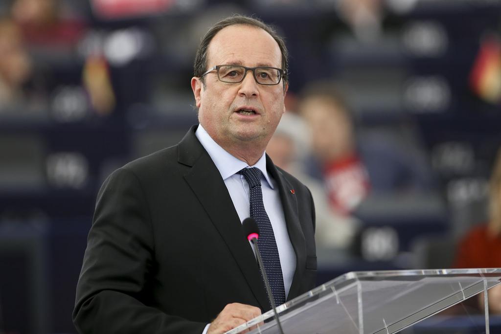 François Hollande réaffirme son soutien au Liban