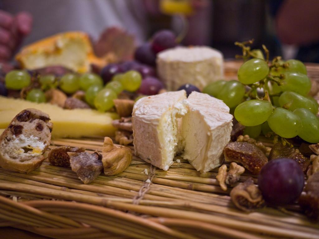La Méditerranée, la mer des meilleurs fromages ?