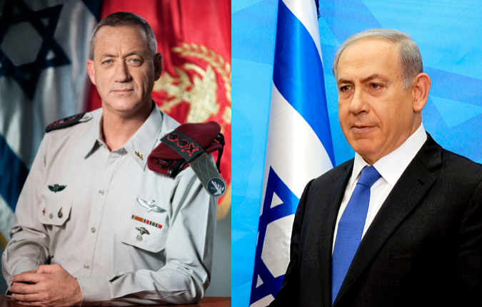 Israel election results 1