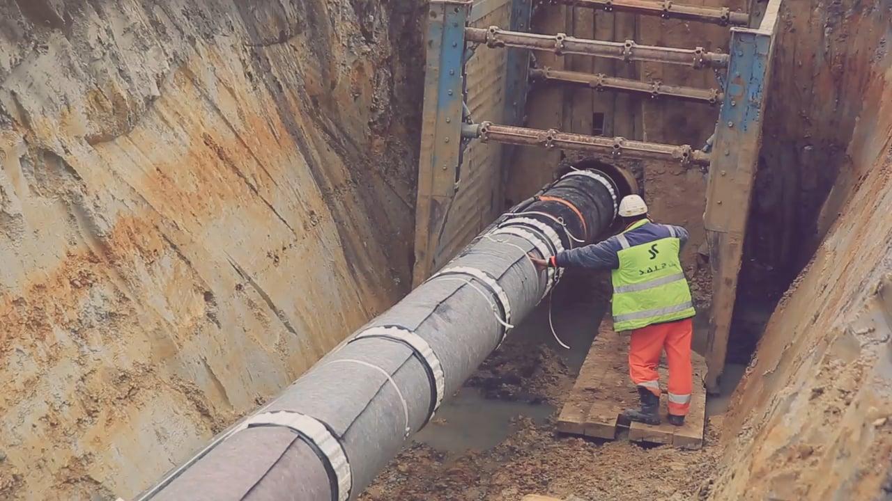 La production d'électricité dépend grandement du gaz naturel en Algérie