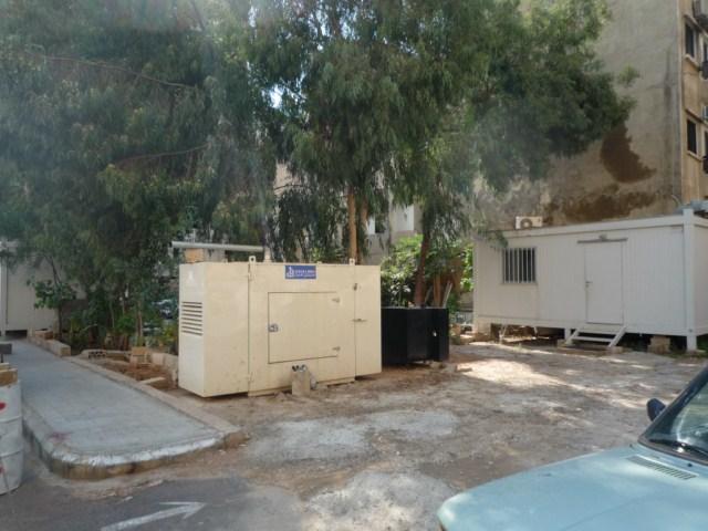 Le Liban veut réguler les générateurs électriques privés