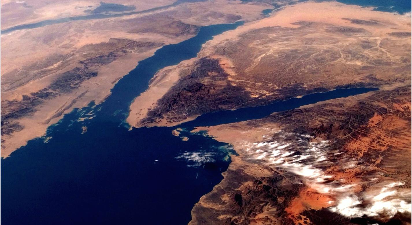 Une fuite de pétrole en Jordanie pourrait atteindre Israël