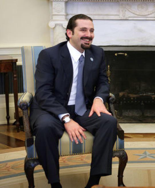 Le Premier ministre libanais en déplacement en Egypte