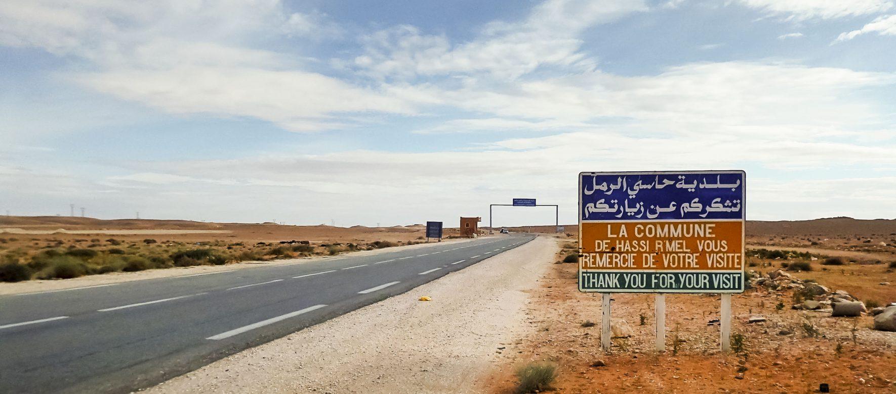 L'Algérie investit 2 milliards de dollars dans le site gazier de Hassi R'mel