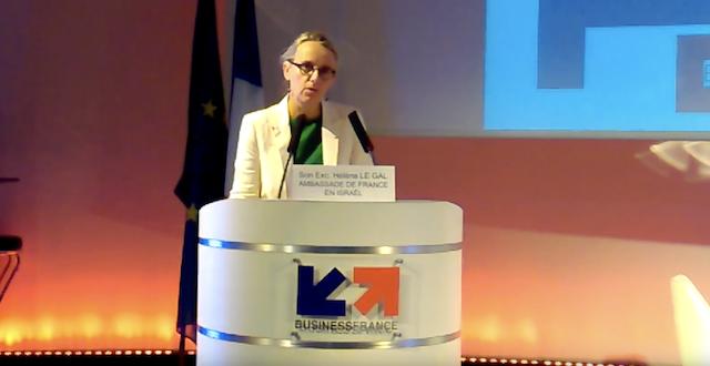 La France porte d'entrée de l'Europe pour les entreprises en provenance d'Israel ?