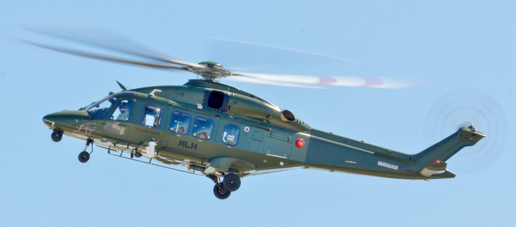 Helicopters for the Egyptian Navy: Leonardo wins the bid