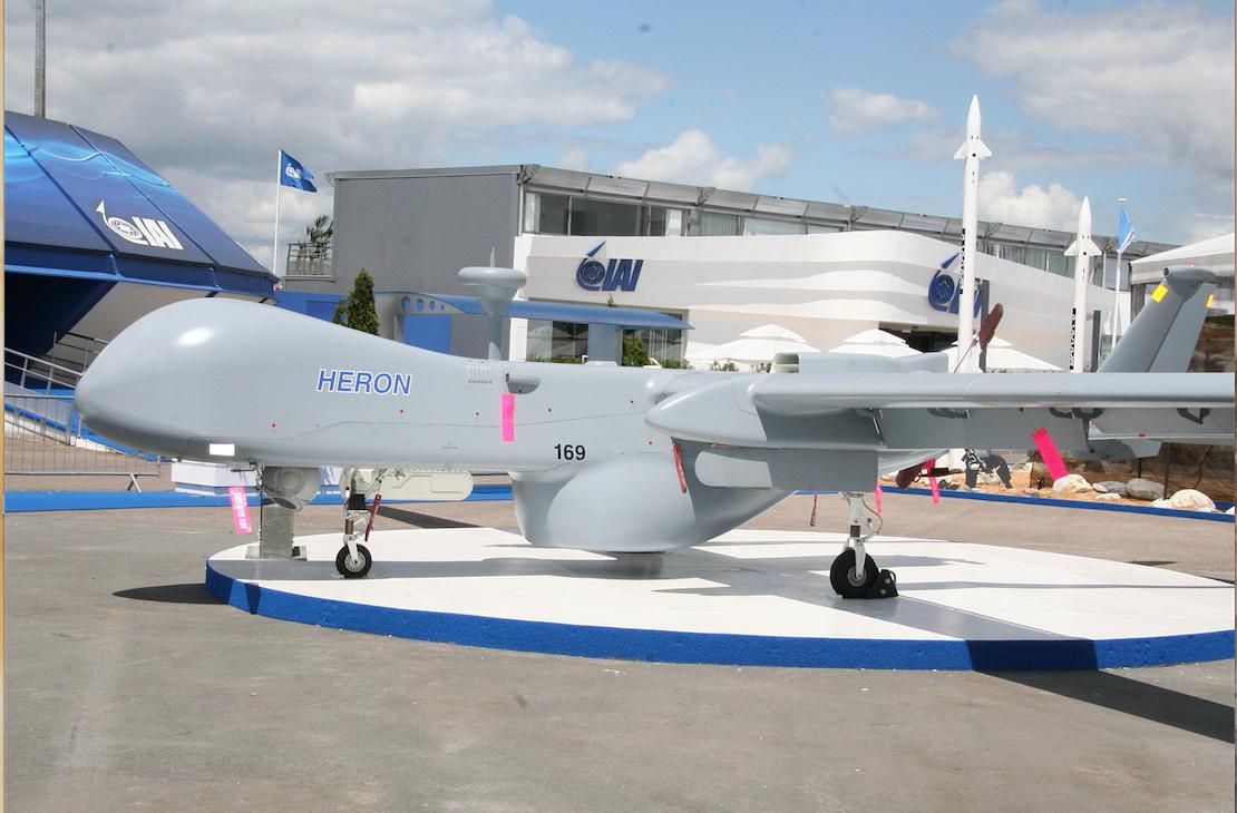 L'Inde commande pour 1,4 milliard de dollars d'équipements militaires à Israël
