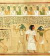 En Egypte des hiéroglyphe vieux de 5200 ans ont été découverts