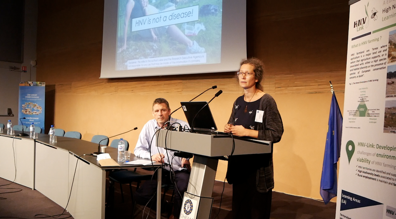 How to support and promote High Nature Value farming? 2