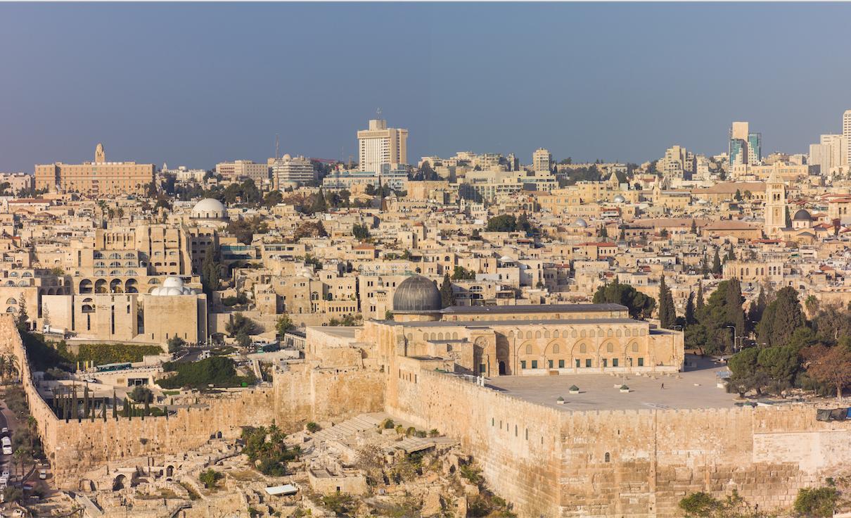 Ouverture de la foire internationale de l'Art et de l'Artisanat de Jérusalem
