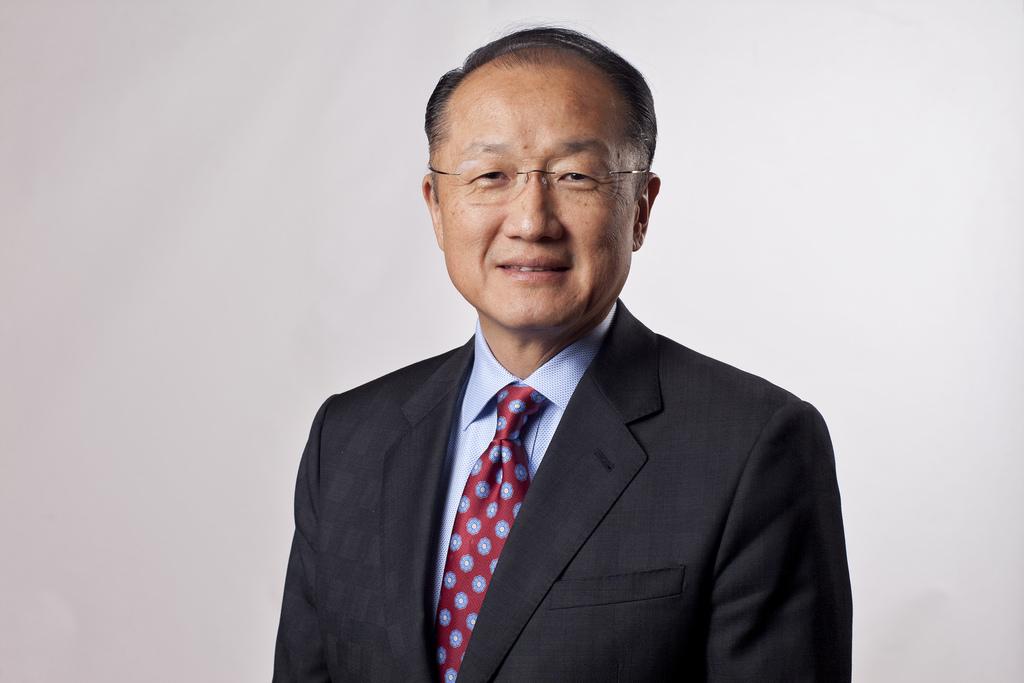 Jim Yong Kim reconduit à la tête de la Banque mondiale
