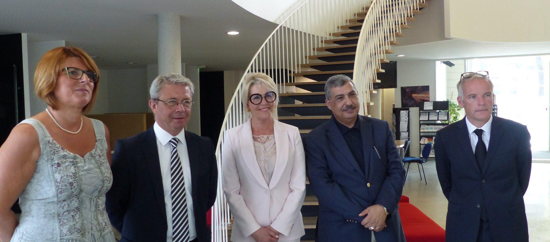 La Jordanie coopère avec l'AFPA pour lutter contre le chômage