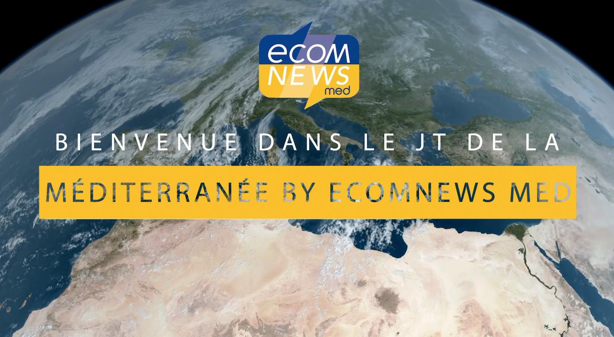 JT n°2 - 01/07/19 : Le tour d'horizon de l'actualité Méditerranéenne