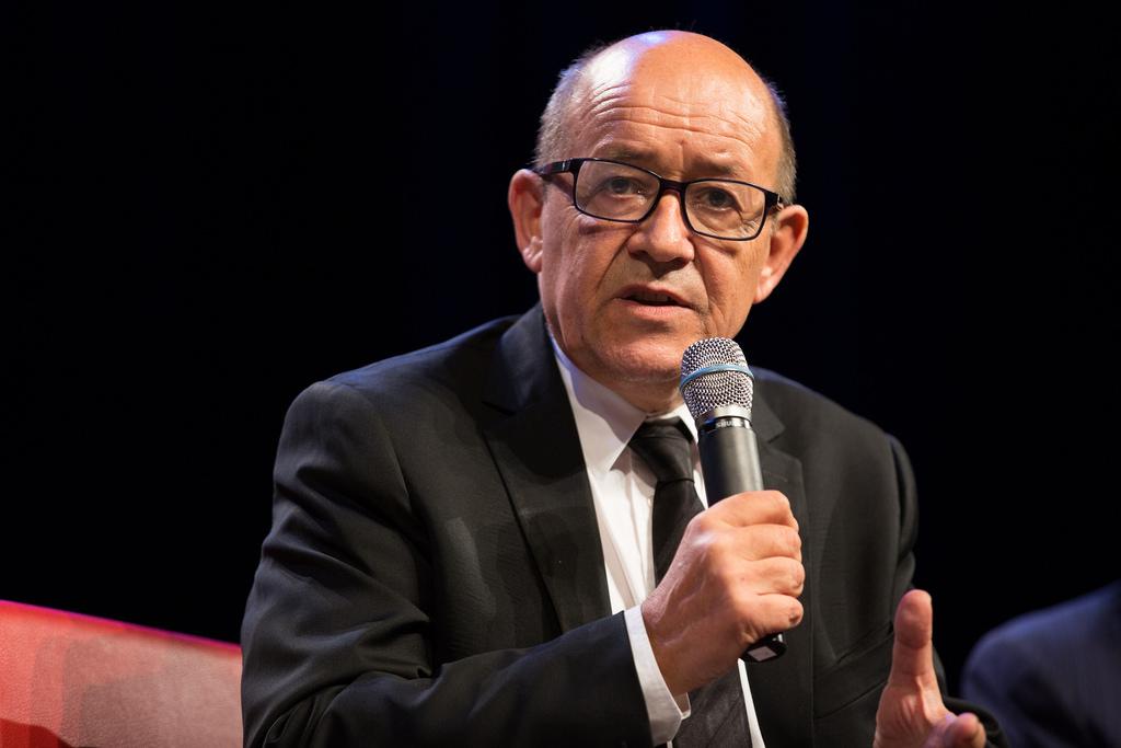 Le chef de la diplomatie française en visite en Egypte