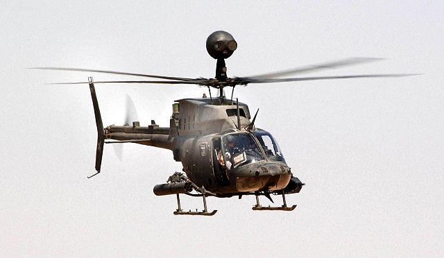 La Tunisie, premier pays à se doter des hélicoptères de combat américains Kiowa