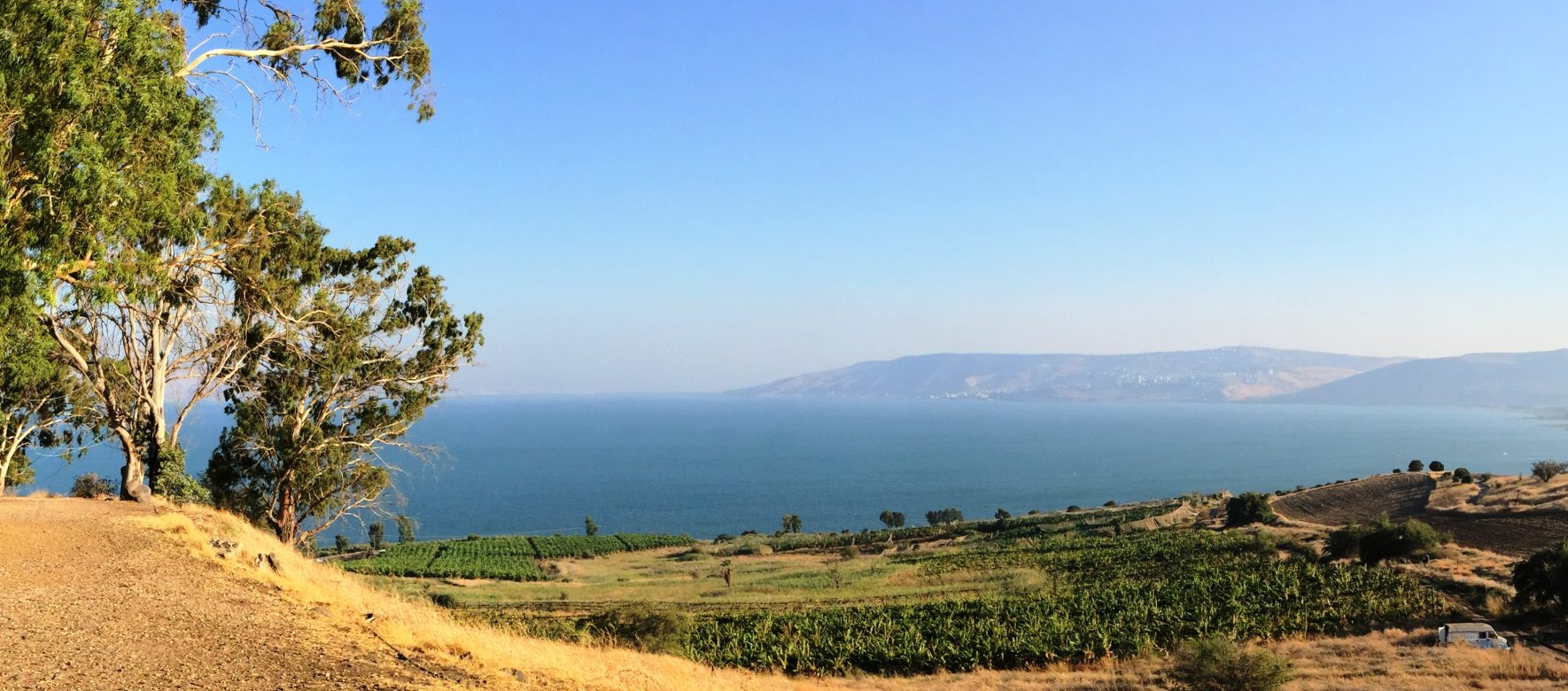 Israël : Et si la désalinisation pouvait relever le niveau d'eau du lac de Tibériade ?