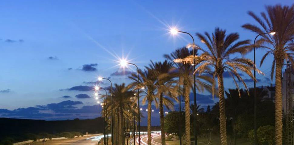 Apollo ou le futur du lampadaire israélien