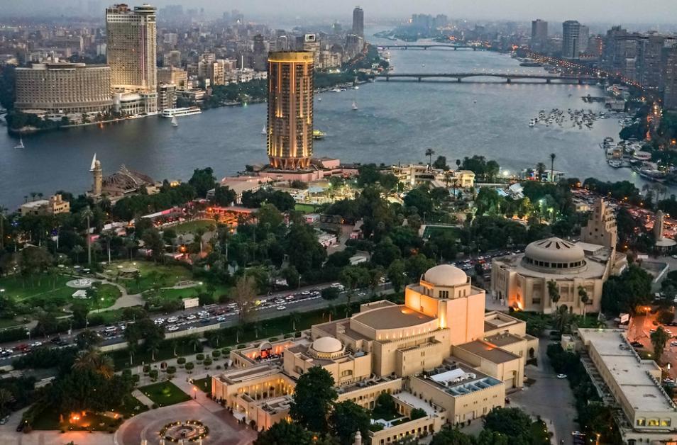 Egypte : Le gouvernement accélère la mise en œuvre du projet de revêtement de ses canaux d'irrigation afin d'économiser sa ressource hydrique