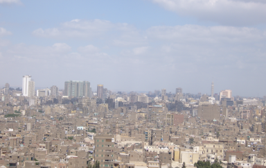Egypt wants to launch air pollution and climate change management project in Cairo 1