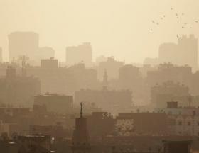 L'Egypte veut lancer un projet de gestion de la pollution de l'air et du changement climatique au Caire