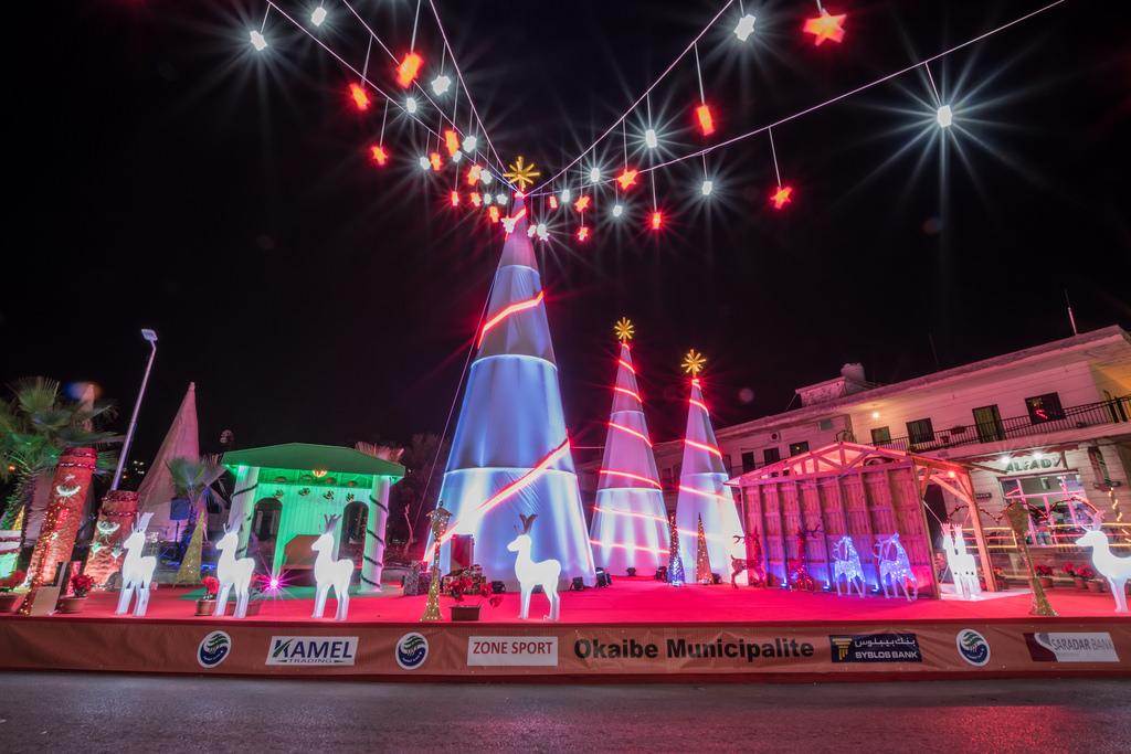 Liban : avec 1,9 millions de personnes attendus, les fêtes de fin d'année dopent le tourisme