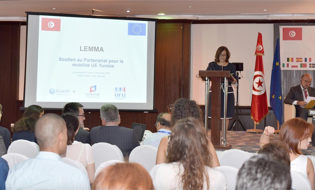 LEMMA, projet de soutien aux institutions tunisiennes en matière de migration et de mobilité