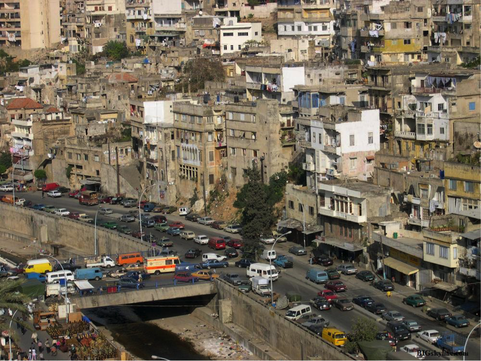 La pauvreté au Liban aggravée par l'afflux massif de migrants Syriens