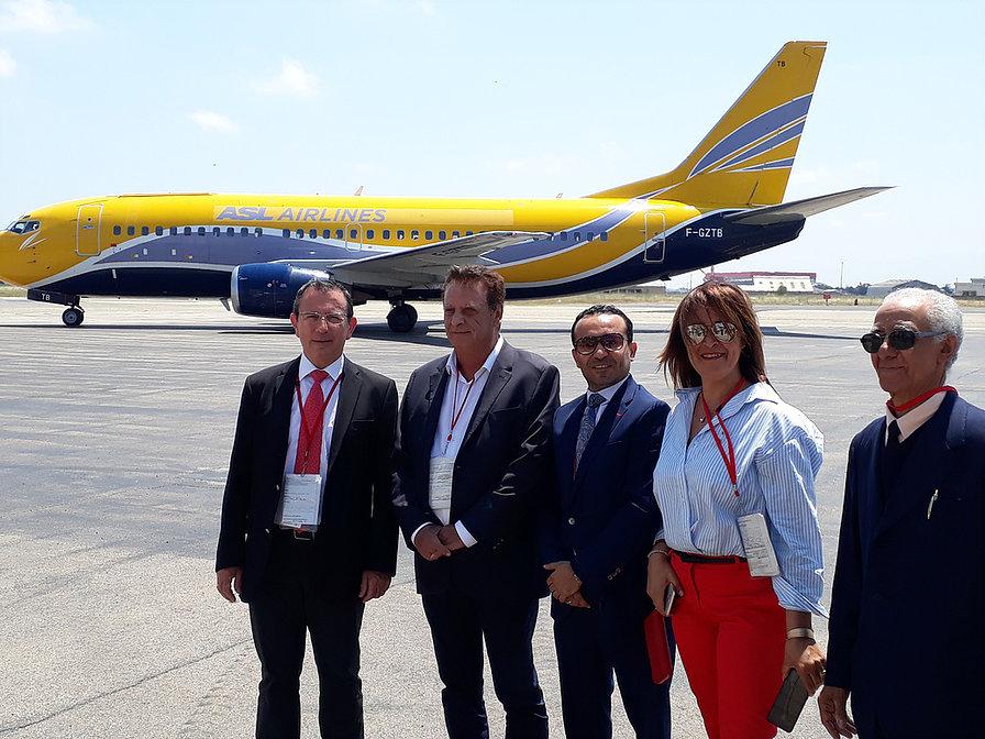 Oran : ouverture d'une liaison aérienne avec Perpignan