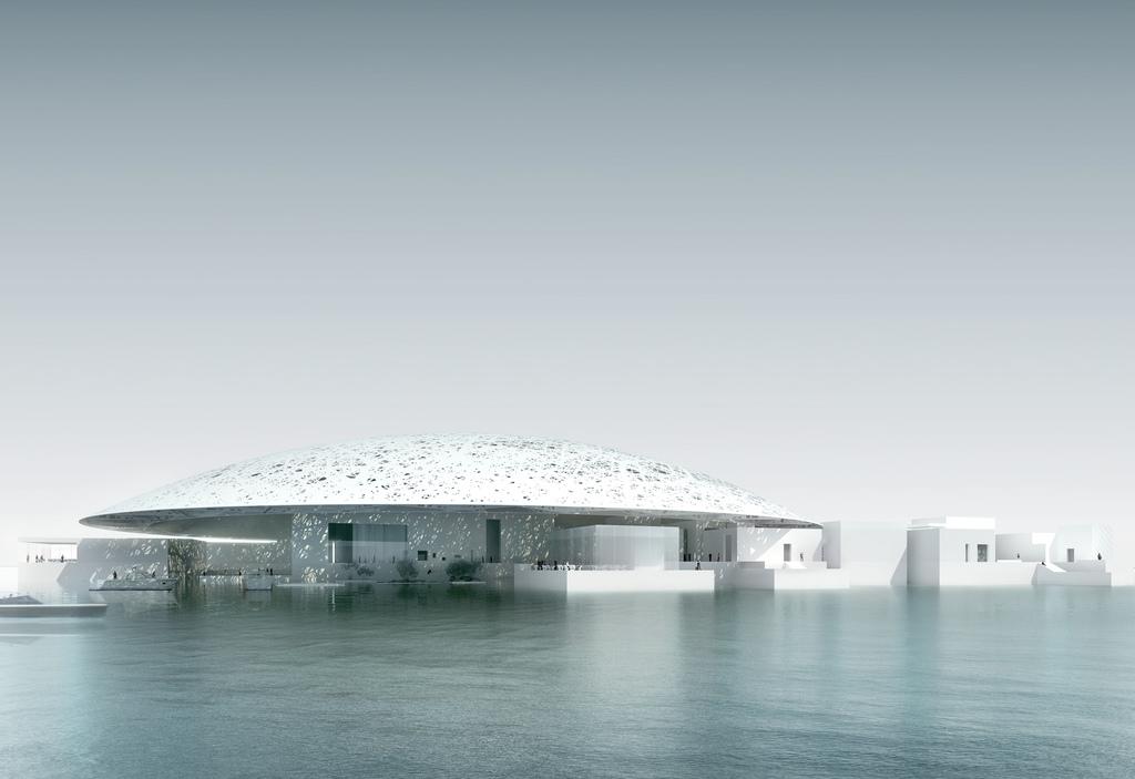 Quels sont les enjeux du Louvre Abu Dhabi pour la France?