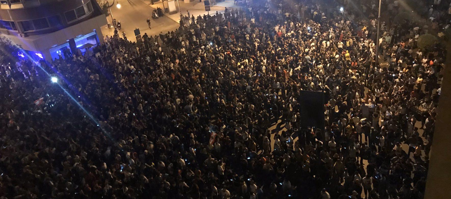 Liban : un mouvement populaire inédit embrase le pays