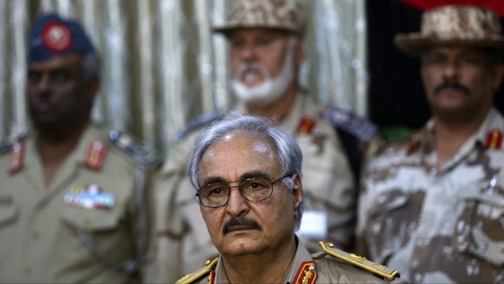 Libye : Le maréchal Haftar refuse la proposition de Macron