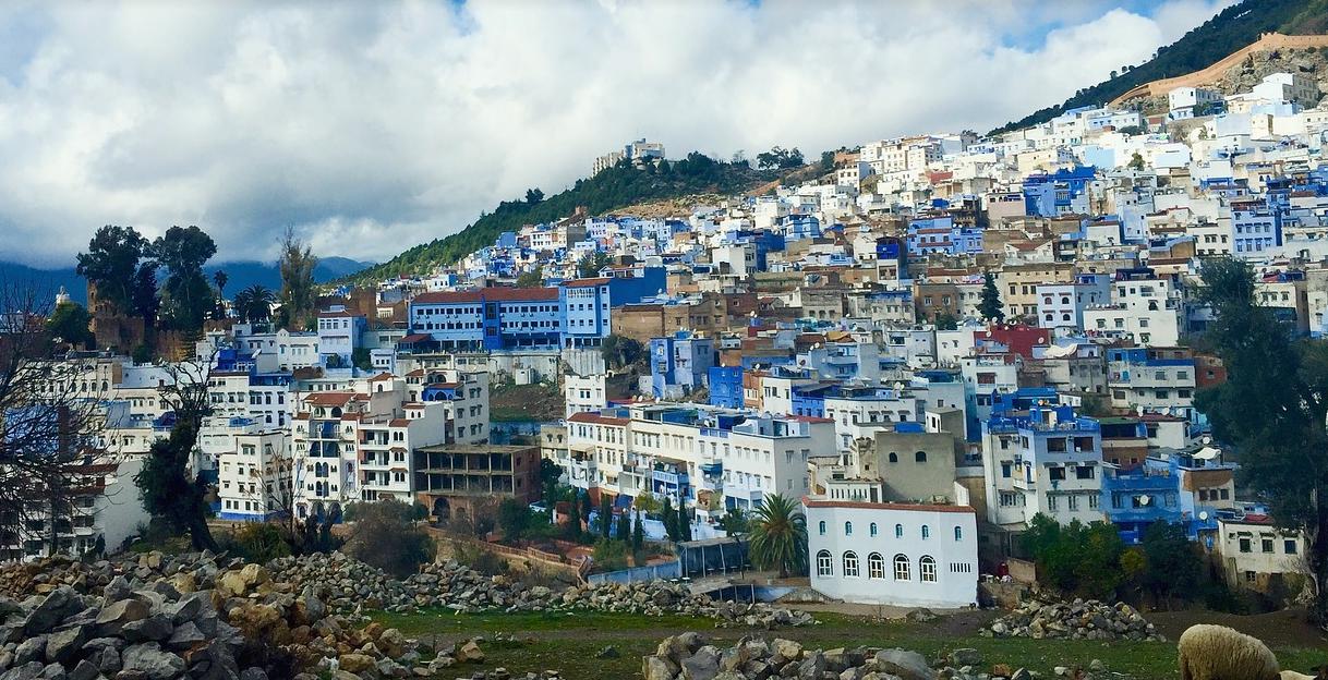 La caravane Generescence Business Connexion parcourt le Maroc