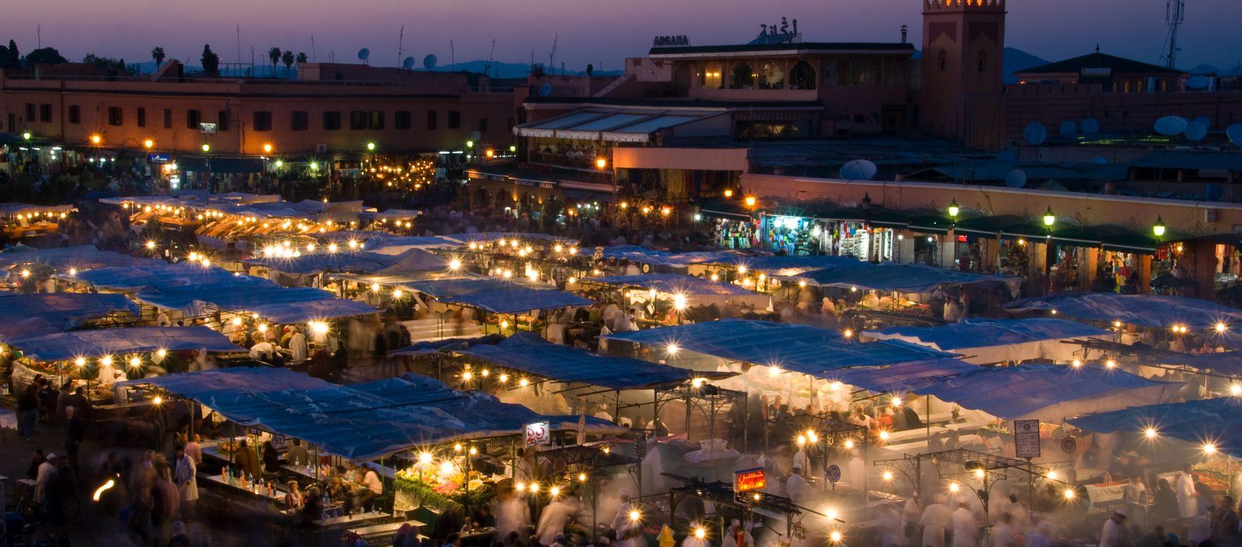 Le Maroc, destination très prisée en 2016