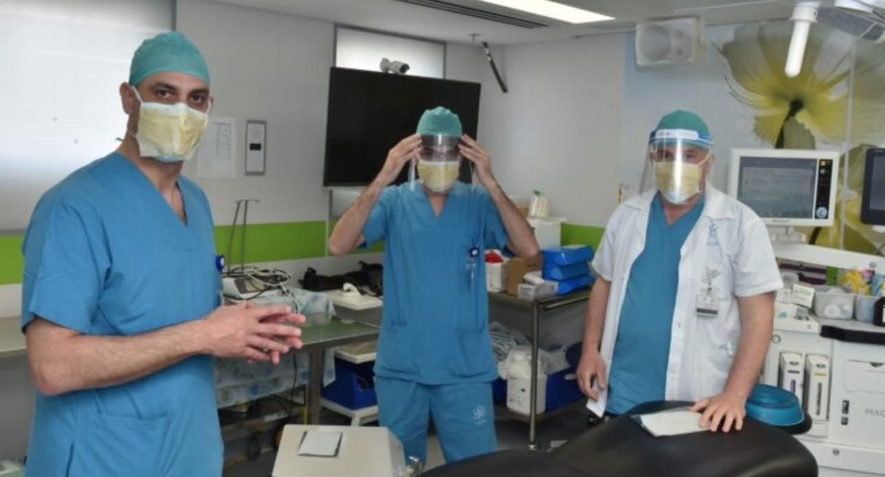 Israël : Un patch autocollant pour masques chirurgicaux pouvant neutraliser le coronavirus