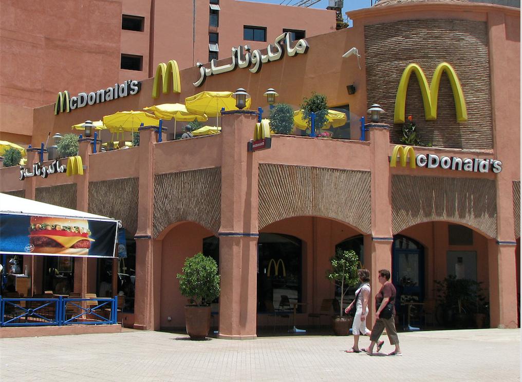 Mc Donald's élargit son activité au Maroc