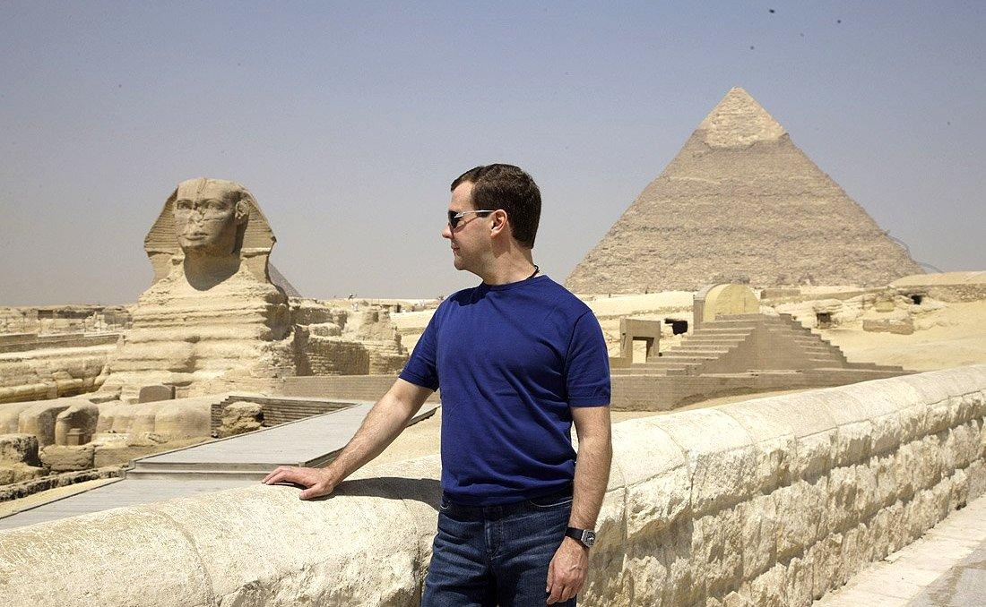 Les touristes russes peuvent retourner en Egypte