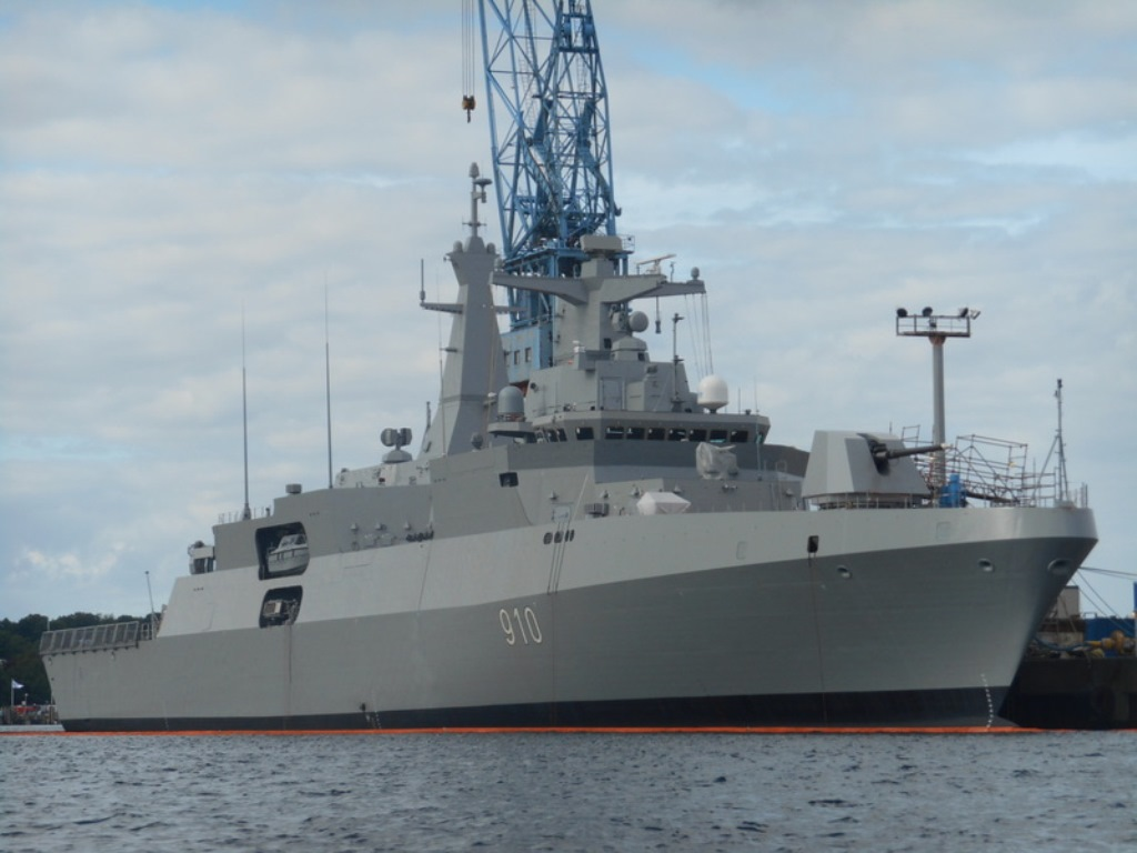 Germany approves the sale of six Meko A200 frigates to Egypt 2
