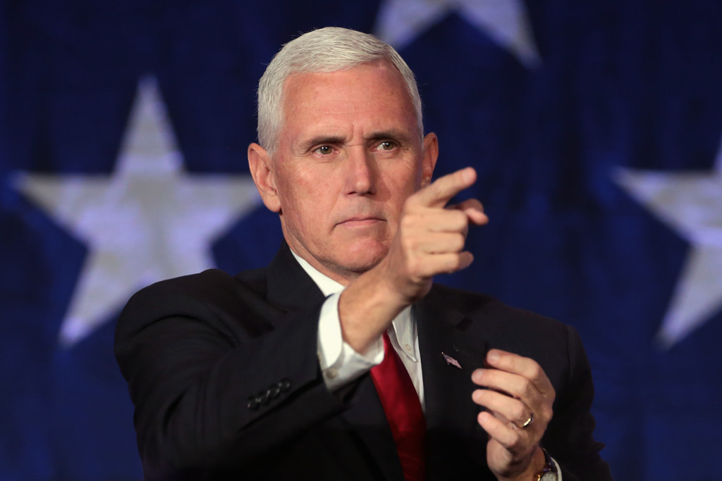 Why is Mike Pence visiting Israel by now? 2