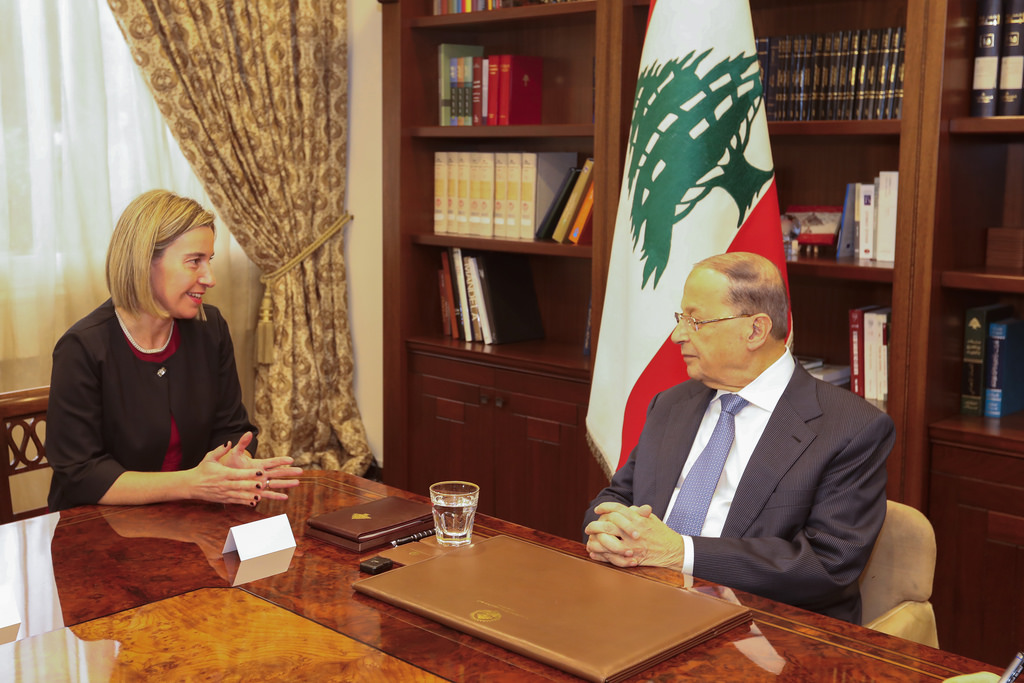Lebanon/UE: is the Syrian crisis reviving the cooperation? 2