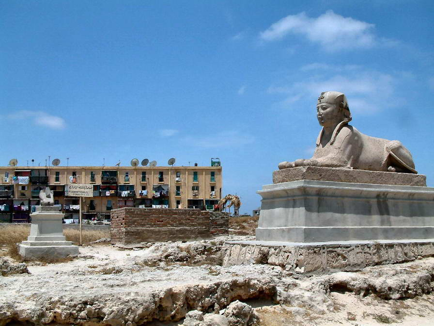 Bientôt un musée archéologique sous-marin pour relancer le tourisme en Egypte ?